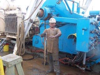 Rattlesnakes present a danger around oilfield equipment
