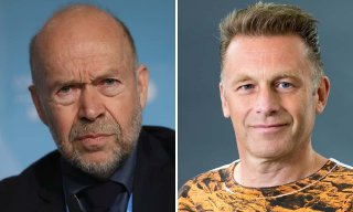 James Hansen left a former Nasa climate scientist and naturalists Chris Packham say the Science Museum is undermining its credibility by taking money from fossil fuel companies