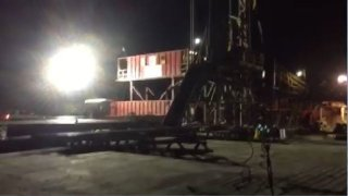 Two people seriously injured in oil rig accident north of Silsbee in Hardin County