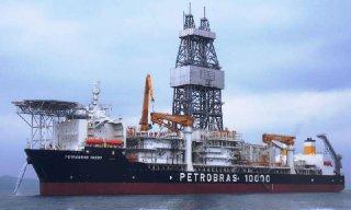 Petrobras Drillship 10000
