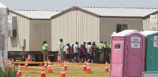 A Former Camp For Oilfield Workers Now Holds Hundreds Of Migrant Children.jpg