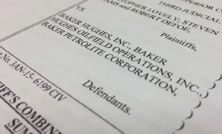 Felony charges filed against Baker Hughes