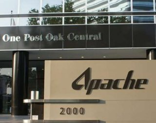 Apache is laying off 85 employees in Midland in response to the oil crash