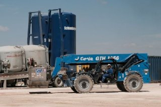 Schlumberger expects slow down