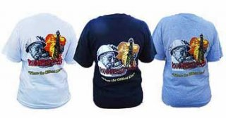 Oilfield Roughneck T Shirts