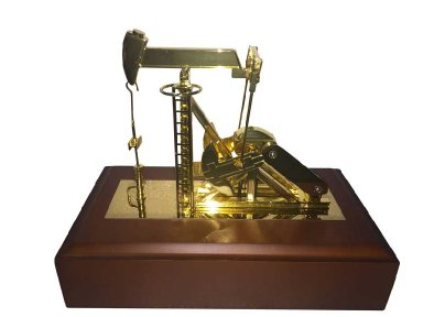 Oilfield Pump Jack Music Box