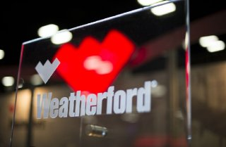 After igniting a wave of investor angst, Weatherford International quickly backpedaled on a proposal to raise $1 billion, raising questions about whether the oil field services company remains in the running to buy up assets for sale as two of its competitors prepare to fuse together