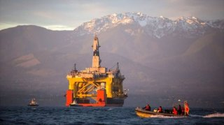 Royal Dutch Shell has stopped Arctic oil and gas exploration off the coast of Alaska after