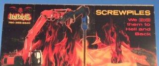 BeDevil Enterprises, Alberta Oilfield Company, Defends 'Misogynistic' Billboard