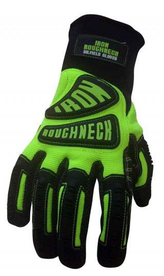 Iron Roughneck Oilfield Impact Gloves