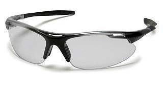 Avante SSB4510D Clear Lens-Silver Black Frame