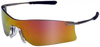 T411R Metal Frame-Fire Mirror Lens