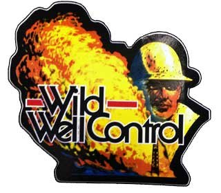 Wild Well Control Sticker