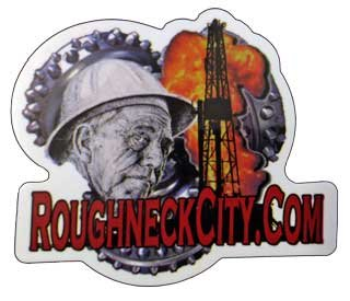 Roughneck City Sticker