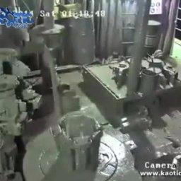 Drill Pipe Elevator Failure