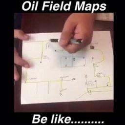 Oilfield Maps