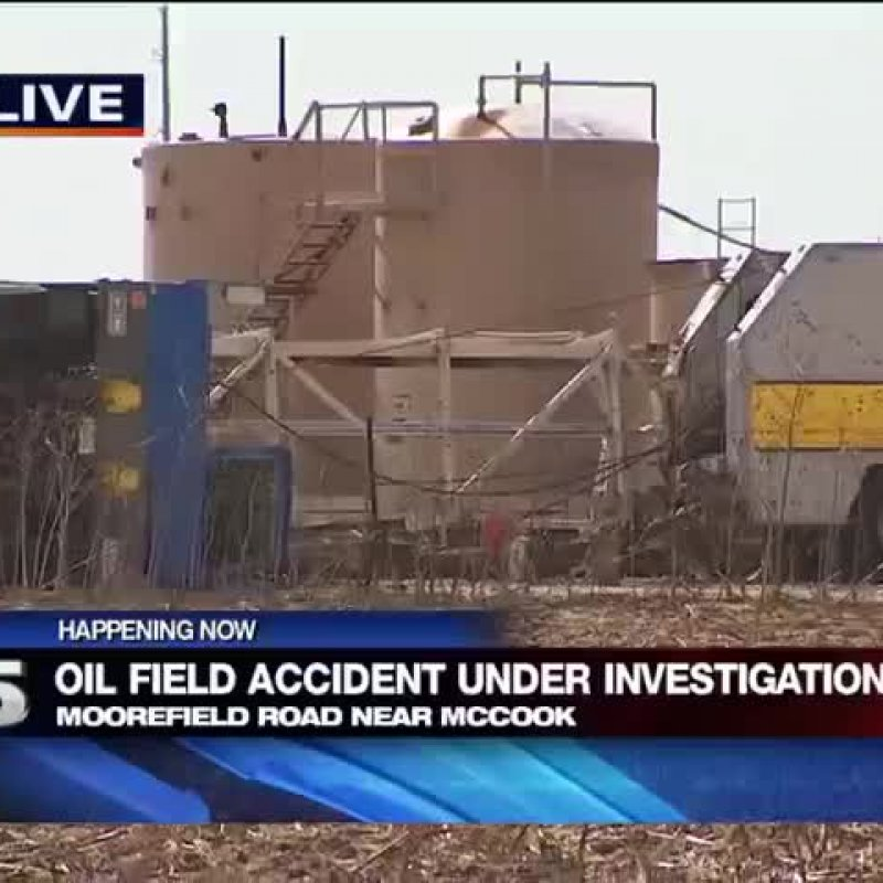 Deadly Texas Oilfield Accident - Roughneck City Where