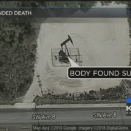 Man Crushed To Death By Pump Jack